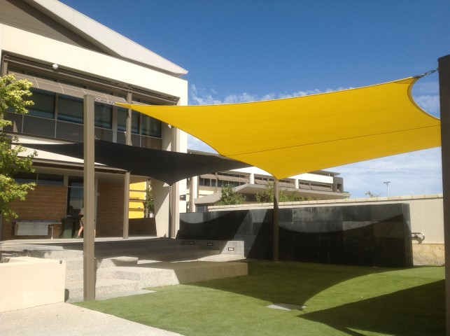 Shade sails Perth, Ellenbrook